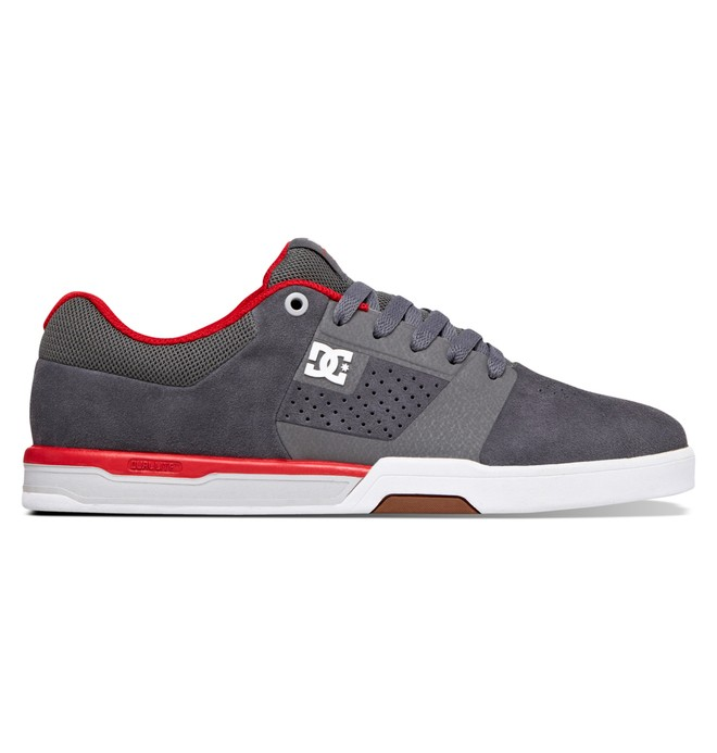 0 Men's Cole Lite 2 Shoes Grey ADYS700023 DC Shoes