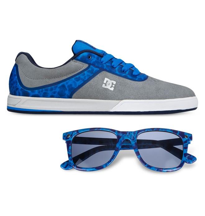Mike Mo Capaldi S Glassy Bleu ADYS700053
