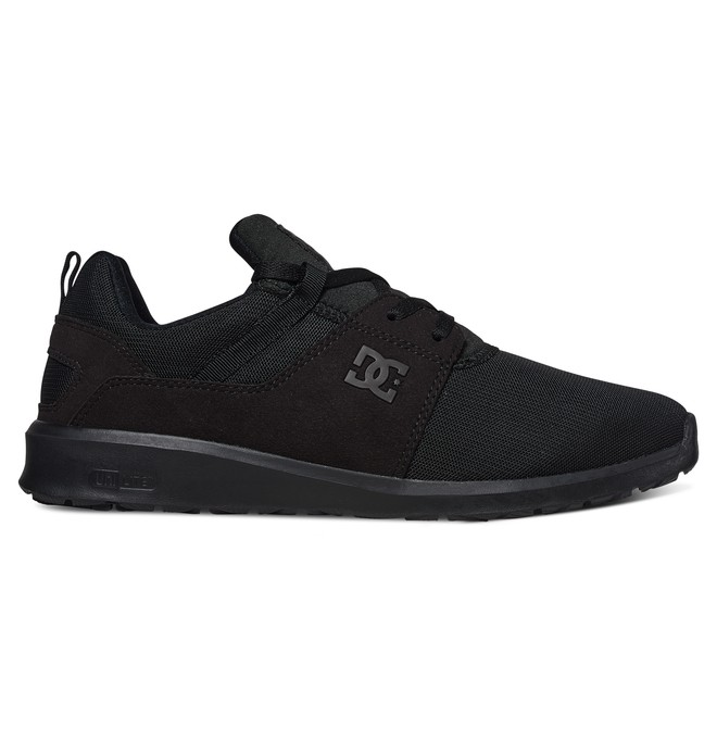 0 Men's Heathrow Shoes Black ADYS700071 DC Shoes