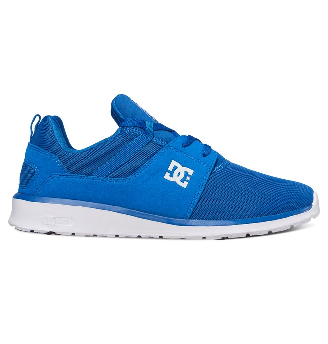 0 Heathrow - Scarpe Blue ADYS700071 DC Shoes