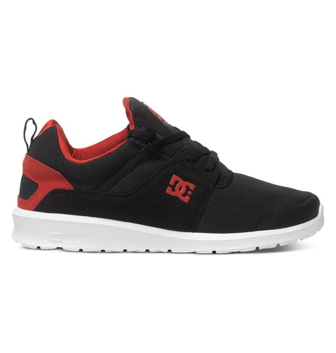 0 Низкие мужские кеды Heathrow Черный ADYS700071 DC Shoes