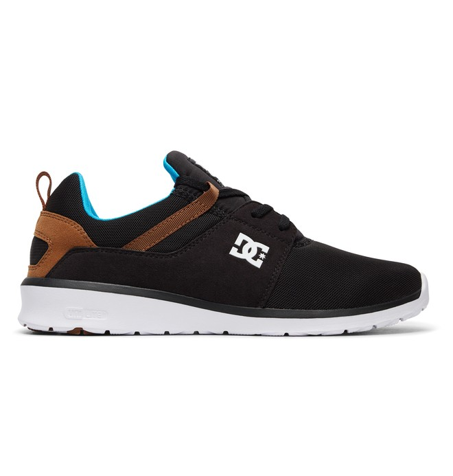 0 Heathrow - Chaussures Noir ADYS700071 DC Shoes
