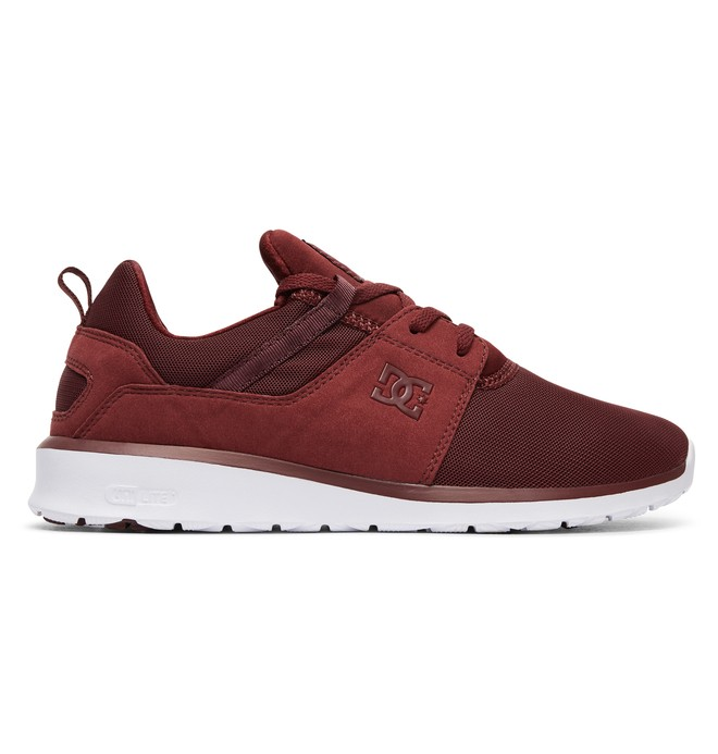 0 Heathrow - Shoes Red ADYS700071 DC Shoes