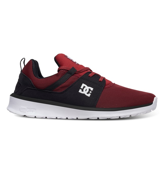 0 Heathrow - Schuhe Rot ADYS700071 DC Shoes