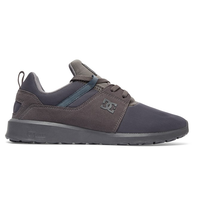0 Heathrow - Shoes Gray ADYS700071 DC Shoes