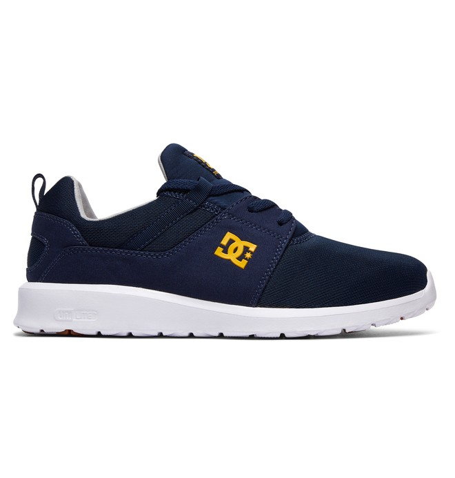 0 Men's Heathrow Shoes Blue ADYS700071 DC Shoes