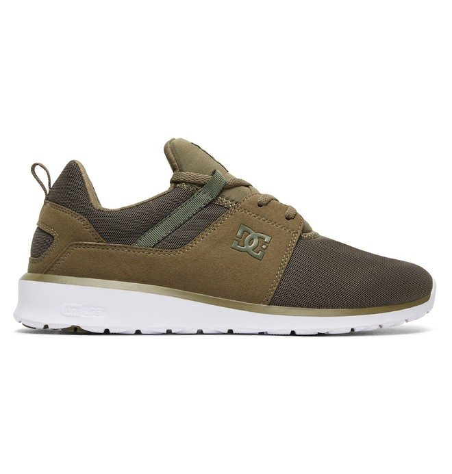 0 Heathrow - Shoes Green ADYS700071 DC Shoes