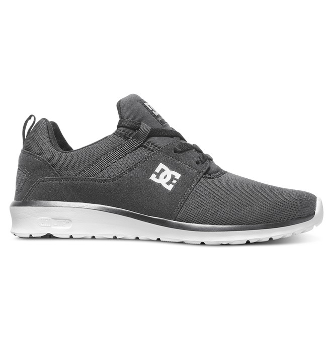 0 Men's Heathrow Shoes Grey ADYS700071 DC Shoes