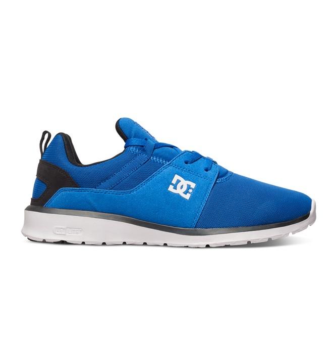 0 Men's Heathrow Shoes Blue ADYS700071 DC Shoes