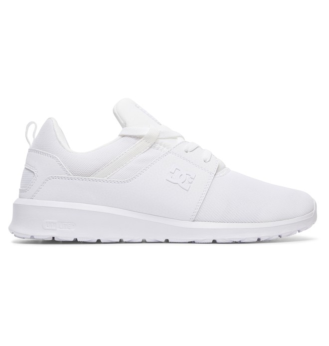 0 Heathrow - Chaussures Blanc ADYS700071 DC Shoes