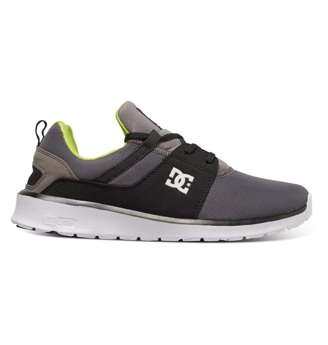 0 Низкие мужские кеды Heathrow Серый ADYS700071 DC Shoes
