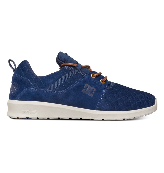 0 Heathrow LX - Low-Top Shoes Blue ADYS700072 DC Shoes