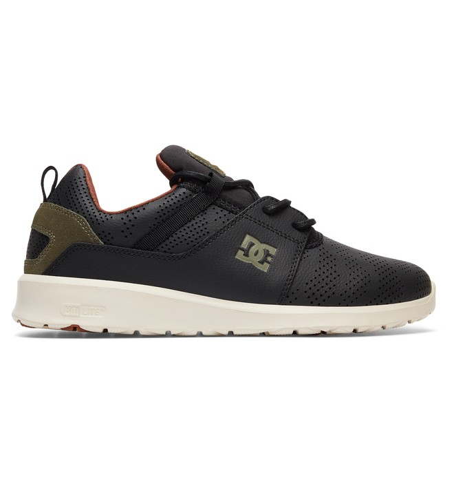 0 Heathrow SE - Shoes Grey ADYS700073 DC Shoes