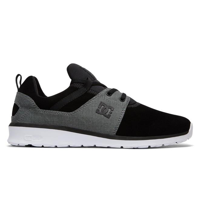 0 Men's Heathrow SE Shoes Black ADYS700073 DC Shoes