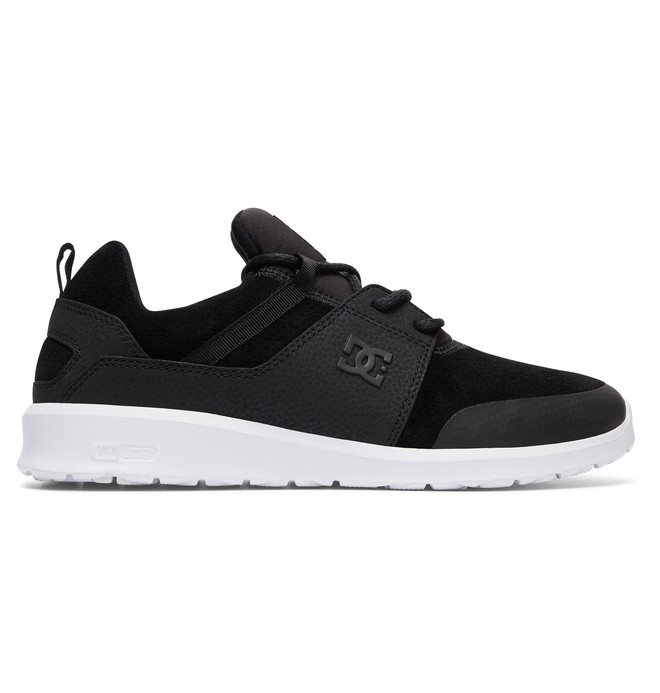 0 Heathrow Prestige - Chaussures Noir ADYS700084 DC Shoes