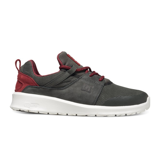 0 Heathrow Prestige - Shoes Grey ADYS700084 DC Shoes