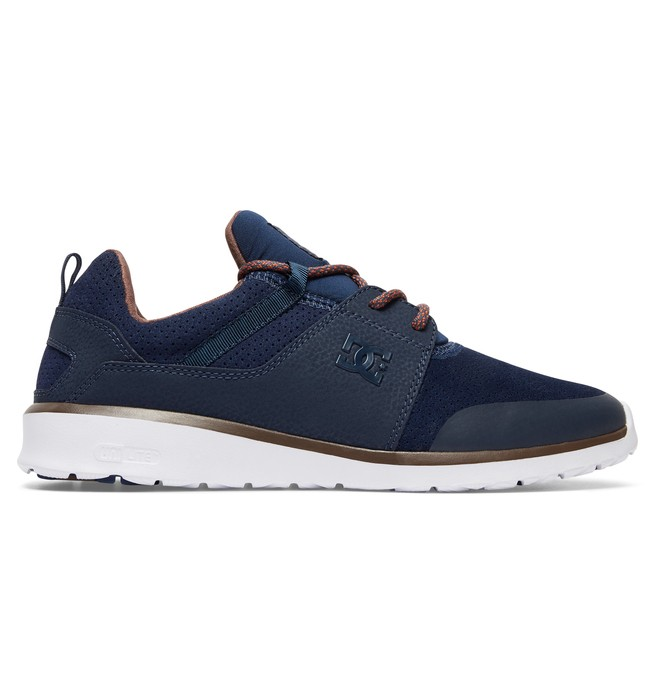 0 Heathrow Prestige - Zapatos Azul ADYS700084 DC Shoes