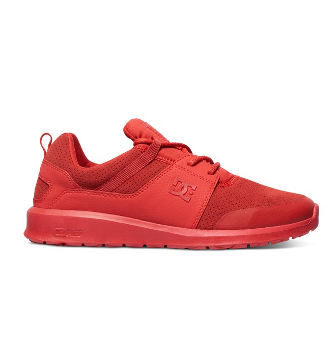 0 Heathrow Prestige - Shoes Red ADYS700084 DC Shoes