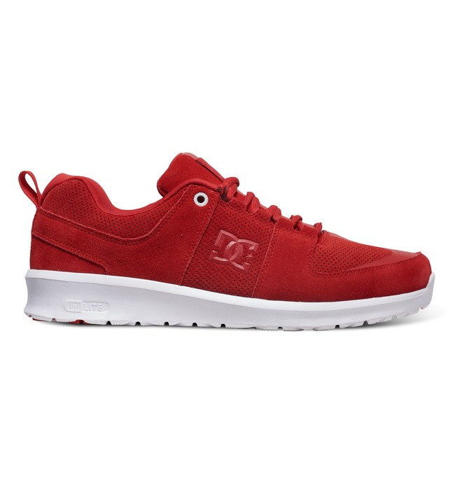 0 Lynx Lite - Low-Top Shoes Red ADYS700086 DC Shoes