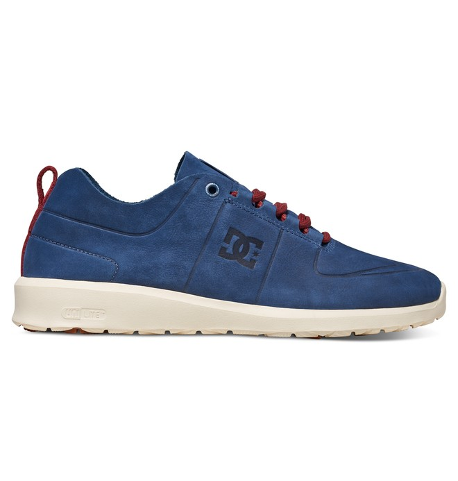 0 Lynx Lite LE - Low Top Schuhe Blau ADYS700089 DC Shoes