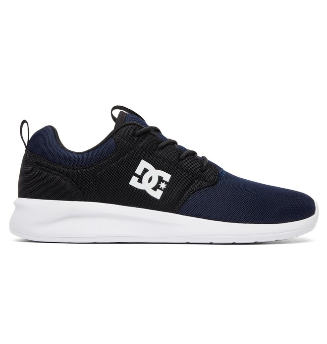 0 Midway - Shoes Blue ADYS700097 DC Shoes