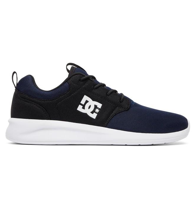 0 Men's Midway Shoes Blue ADYS700097 DC Shoes