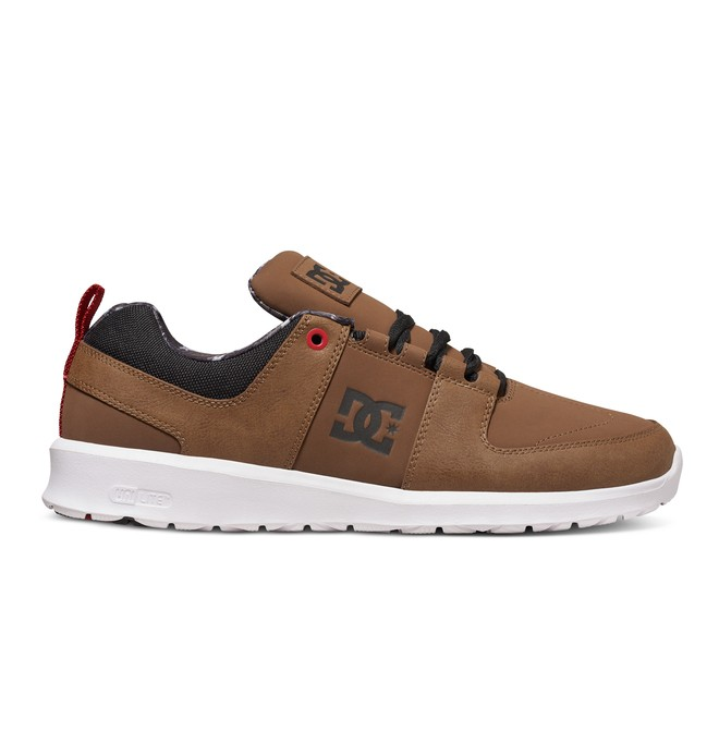 0 Lynx Lite SPT - Shoes Brown ADYS700099 DC Shoes