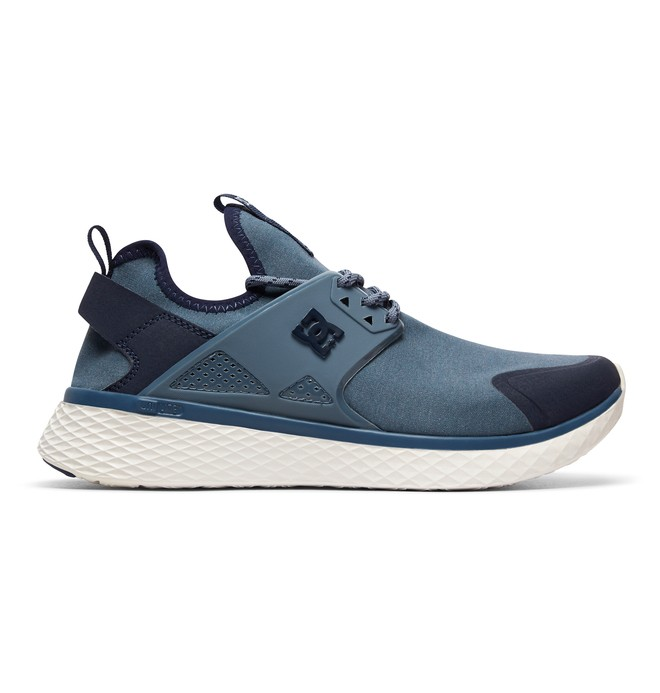 0 Meridian Prestige - Baskets Bleu ADYS700139 DC Shoes