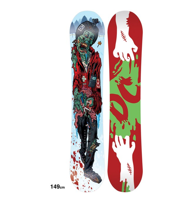 0 Men's Tone Snowboard Multicolor ADYSB00006 DC Shoes