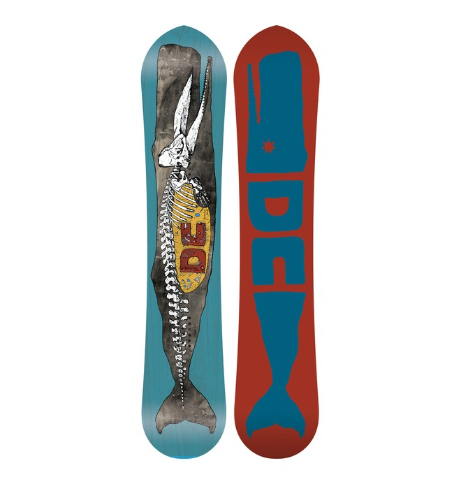 0 Men's Supernatant Snowboard  ADYSB00014 DC Shoes