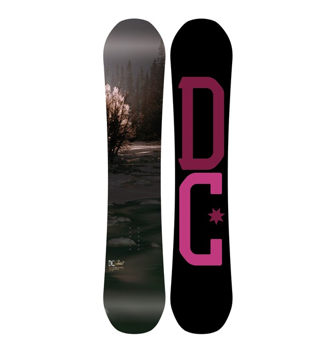 0 Men's Ply Snowboard  ADYSB00019 DC Shoes