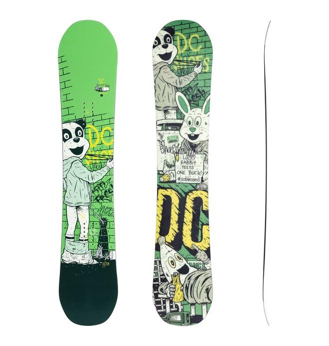 0 Ply - Snowboard  ADYSB03007 DC Shoes