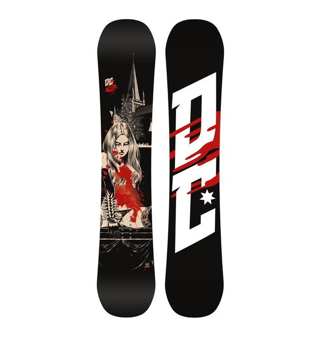 0 Media Blitz - Snowboard  ADYSB03011 DC Shoes