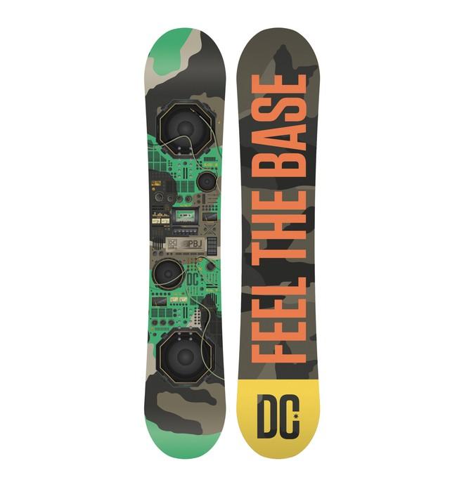 0 PBJ - Snowboard  ADYSB03013 DC Shoes