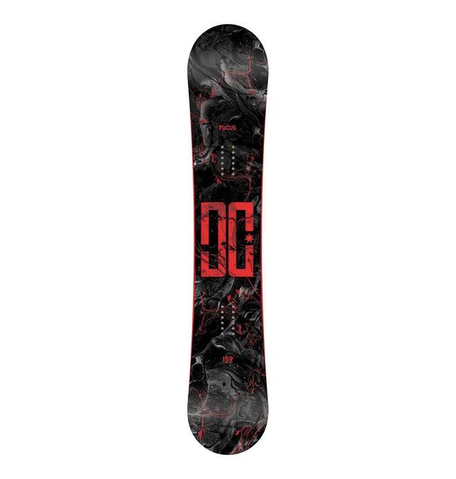 0 Focus - Snowboard Gris ADYSB03024 DC Shoes