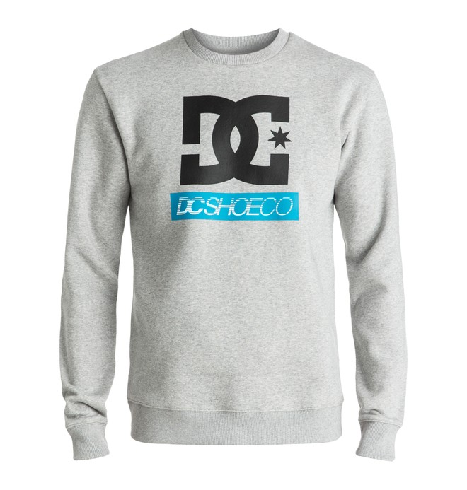 0 Legendz Star - Sweatshirt Black ADYSF03015 DC Shoes