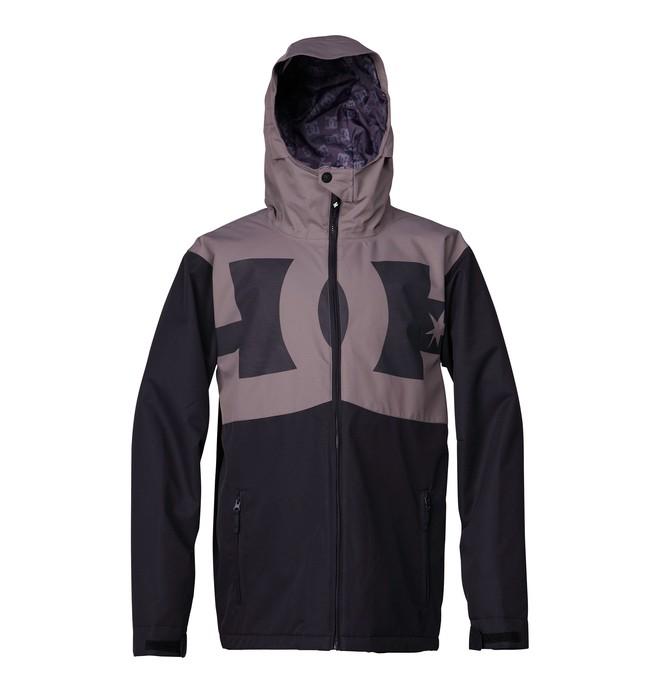 0 Men's Billboard Snowboard Jacket Black ADYTJ00012 DC Shoes