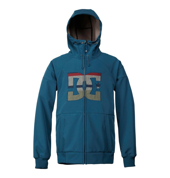 0 Men's Spectrum Snowboard Jacket Blue ADYTJ00013 DC Shoes