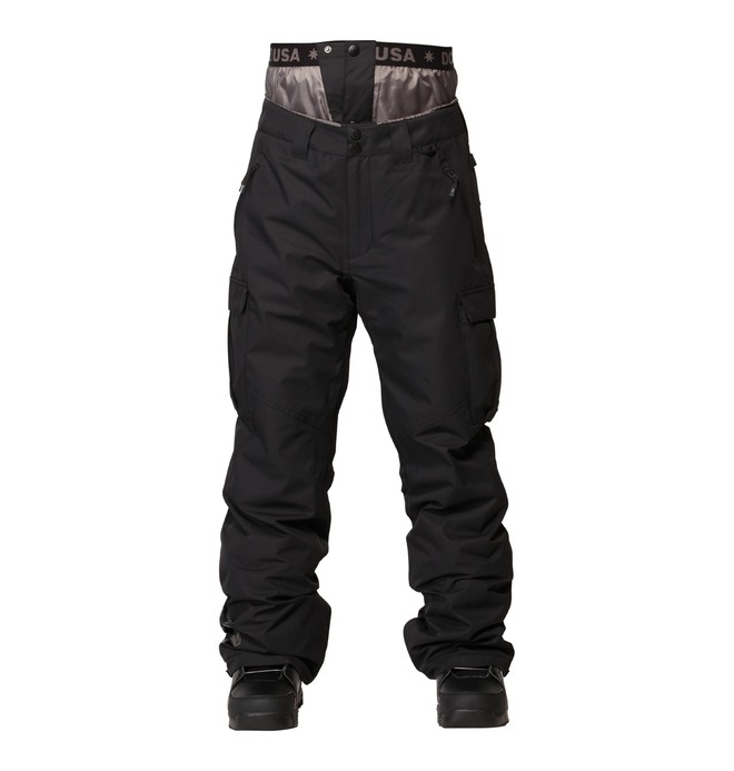 0 Men's Donon Snowboard Pants  ADYTP00004 DC Shoes