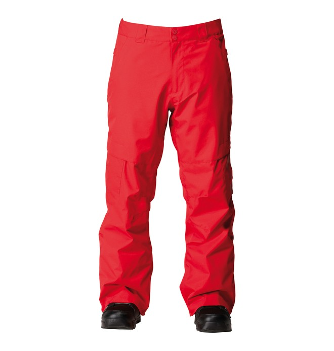 0 Men's Banshee  Snowboard Pants Red ADYTP00005 DC Shoes