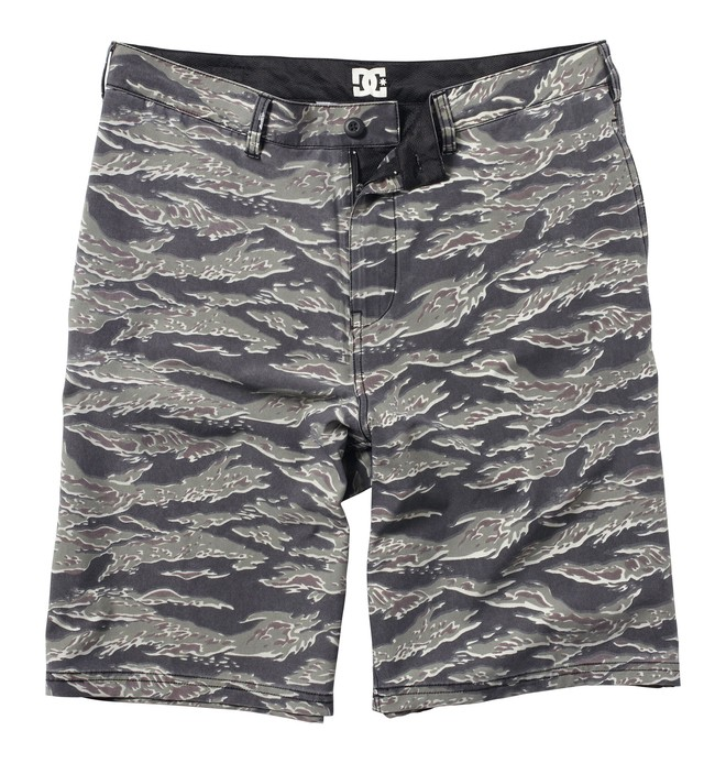 0 Men's Deacon Hybrid Boardshorts  ADYWS00008 DC Shoes