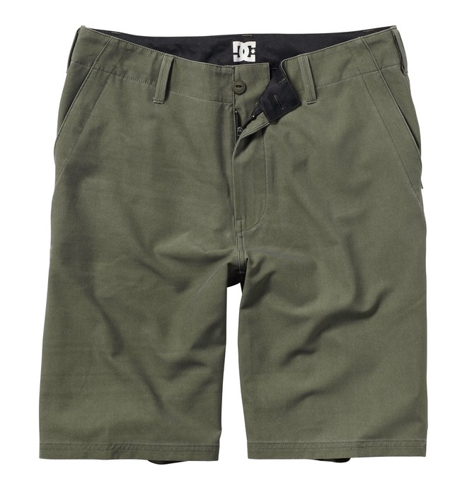 0 Men's Prowler Hybrid Boardshorts  ADYWS00010 DC Shoes