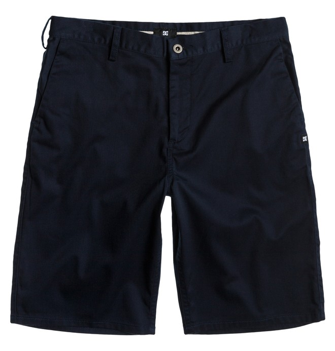 0 Men's DC Worker Short Black ADYWS00014 DC Shoes
