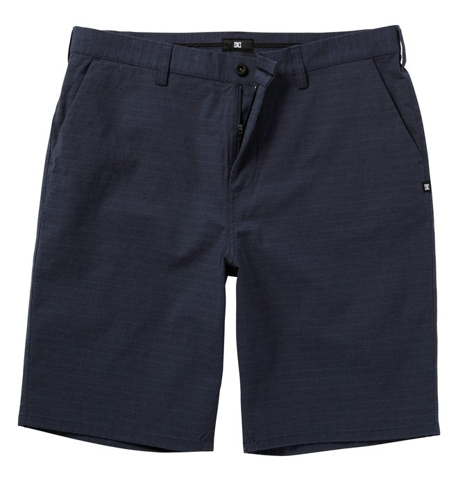 0 Men's Pinns Straight Short Walkshort  ADYWS00040 DC Shoes