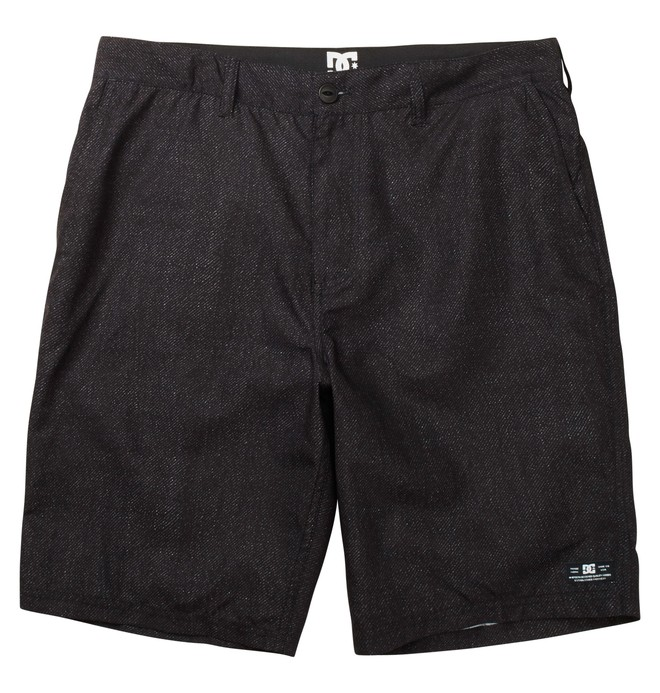 0 Worker Hybrid Shorts Black ADYWS00062 DC Shoes