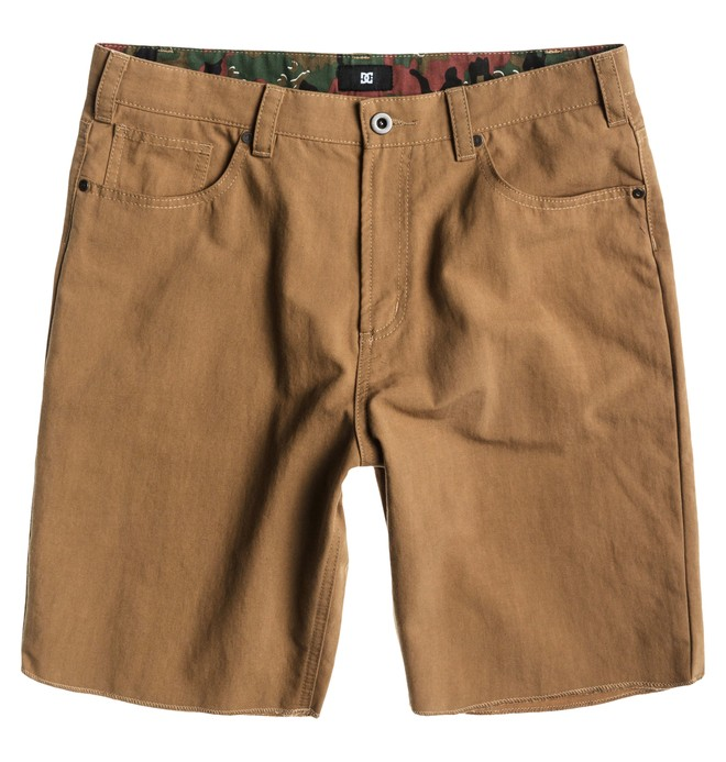 0 Men's Chopper Walkshort Brown ADYWS00065 DC Shoes