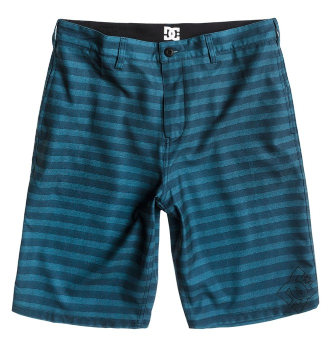 0 Men's Lanaibrid 2 Walkshort Blue ADYWS00070 DC Shoes