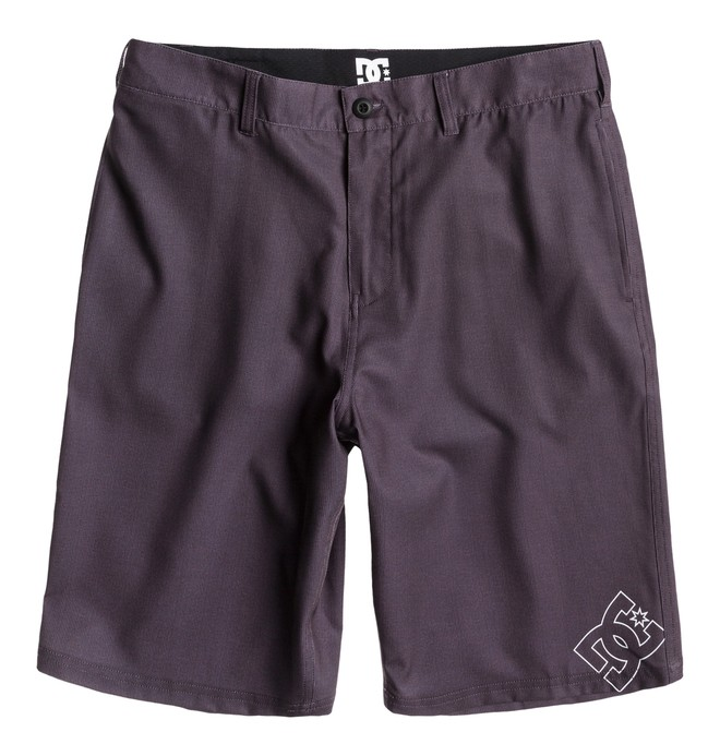 0 Men's Lanaibrid 2 Walkshort Black ADYWS00070 DC Shoes