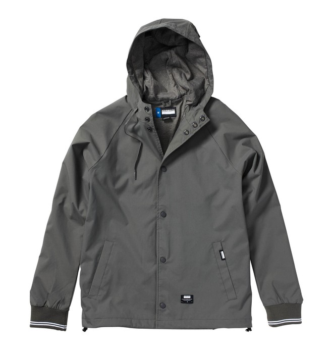 EL WAZBO JACKET Grey ADYWT00005