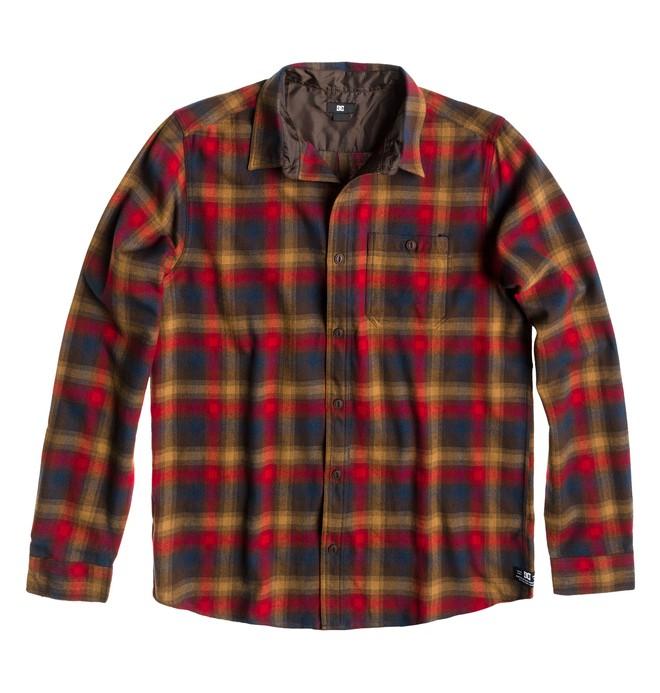 0 Men's Critter Long Sleeve Shirt  ADYWT00011 DC Shoes